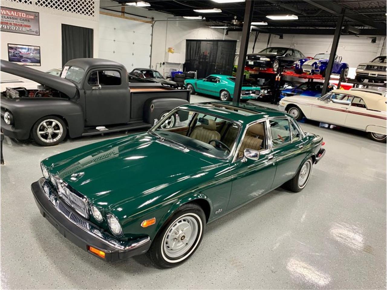 1986 Jaguar Xj6 For Sale Classiccars Com Cc 1208685