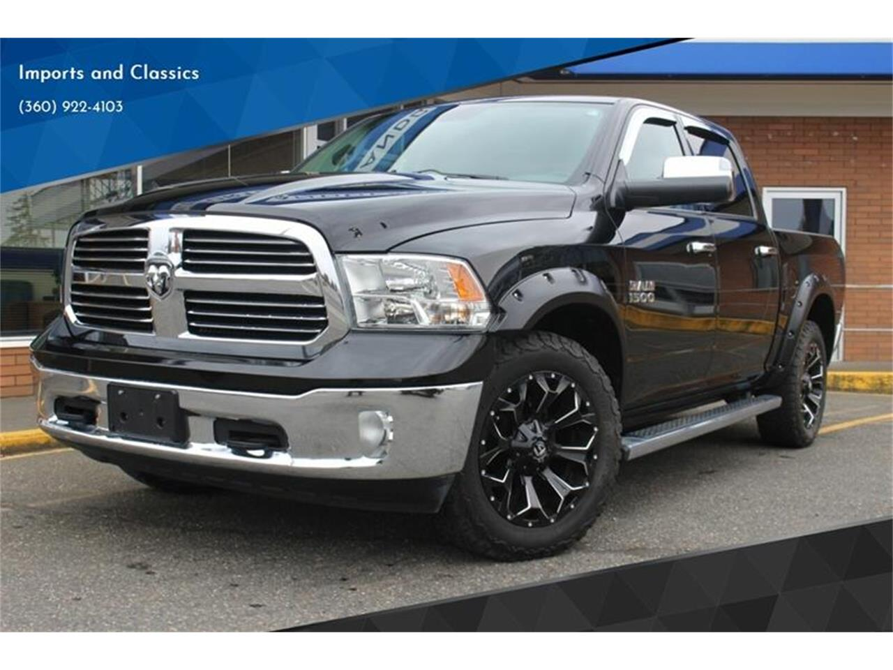 Dodge Ram 2015 >> For Sale 2015 Dodge Ram 1500 In Lynden Washington