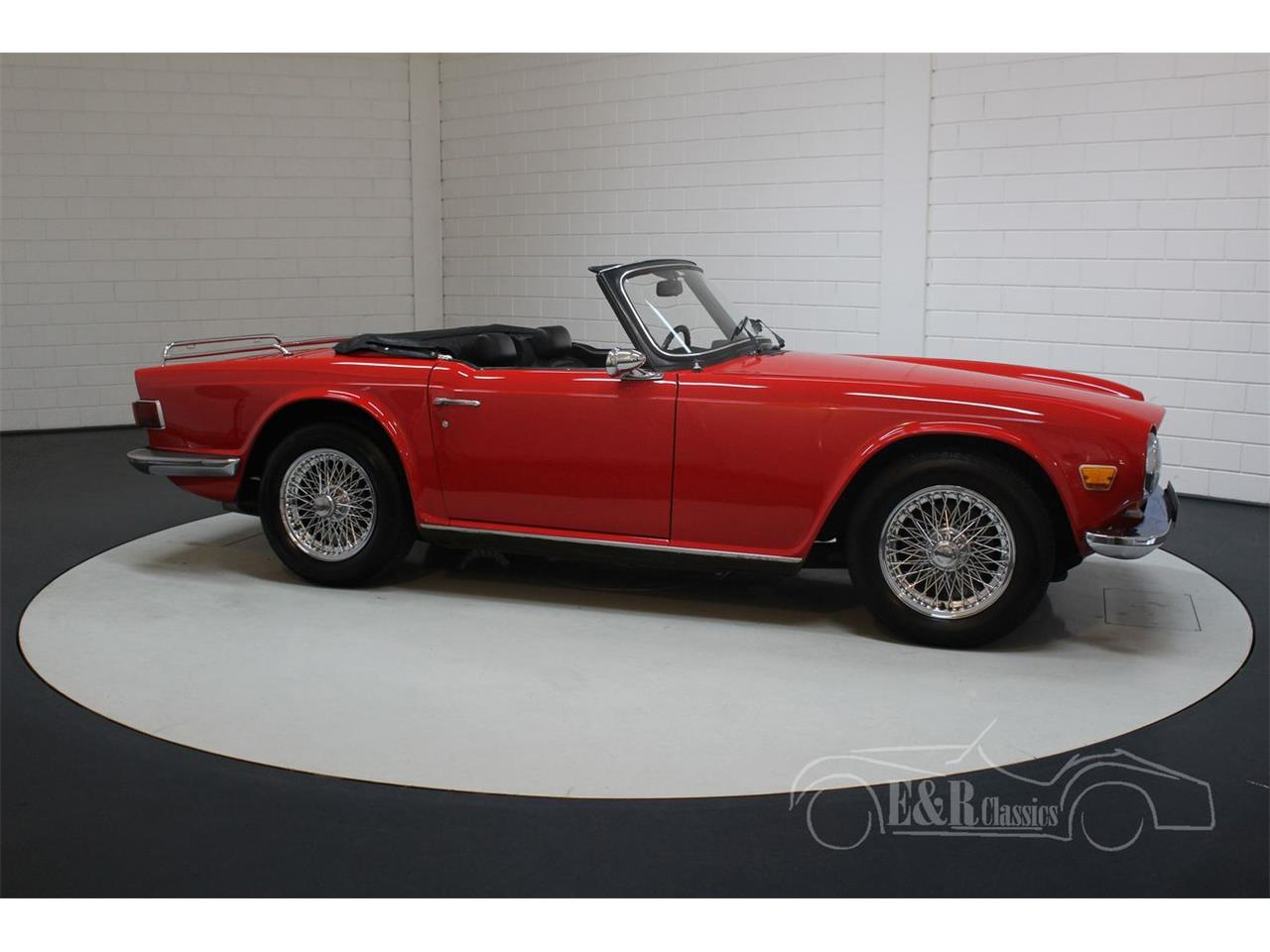 Large Picture of 1973 TR6 located in Waalwijk Noord Brabant Offered by E & R Classics - PWMQ