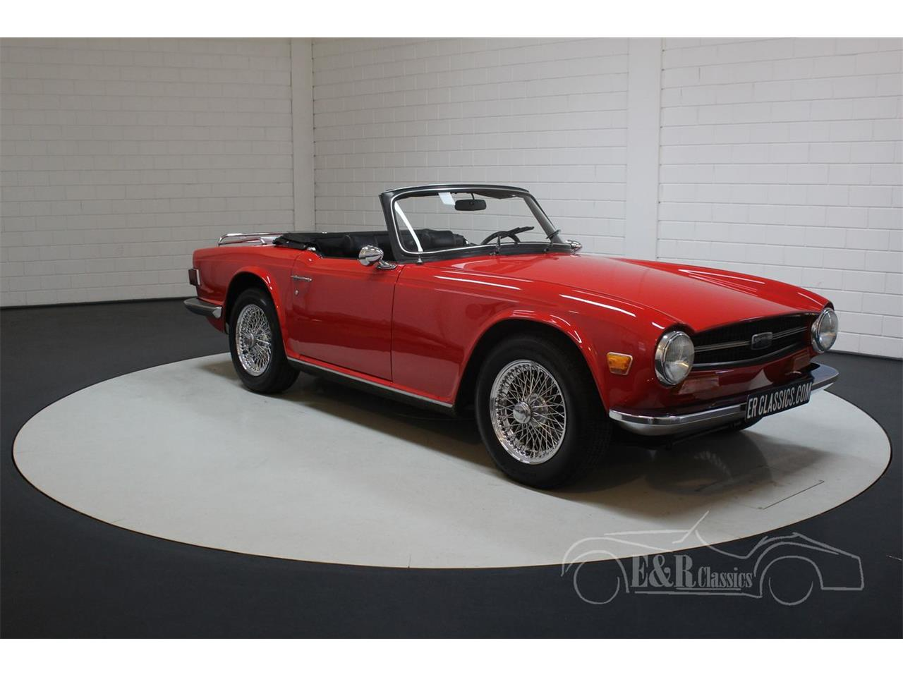 Large Picture of Classic 1973 TR6 located in Noord Brabant Offered by E & R Classics - PWMQ