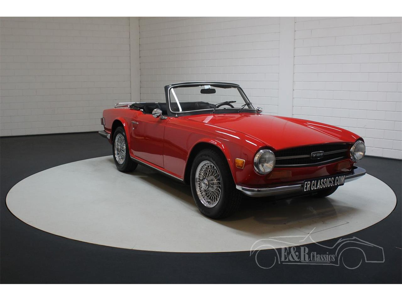 Large Picture of Classic '73 Triumph TR6 located in Noord Brabant - $25,800.00 - PWMQ