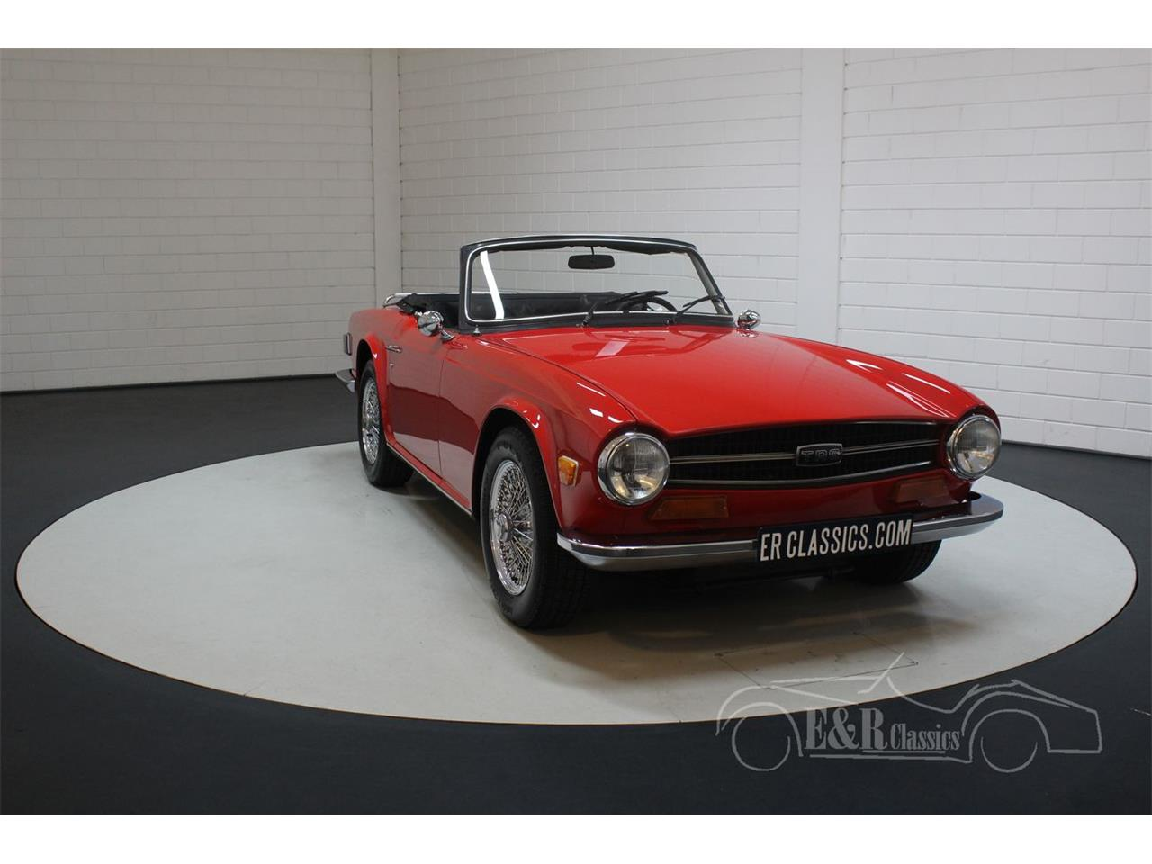 Large Picture of Classic 1973 Triumph TR6 located in Noord Brabant - $25,800.00 - PWMQ