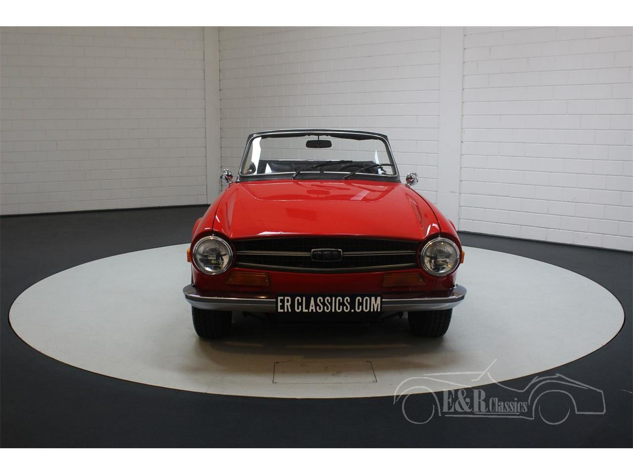 Large Picture of Classic '73 TR6 located in Waalwijk Noord Brabant - $25,800.00 - PWMQ