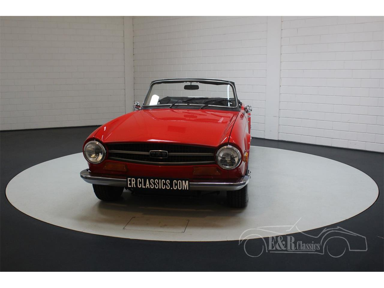 Large Picture of Classic '73 TR6 - PWMQ