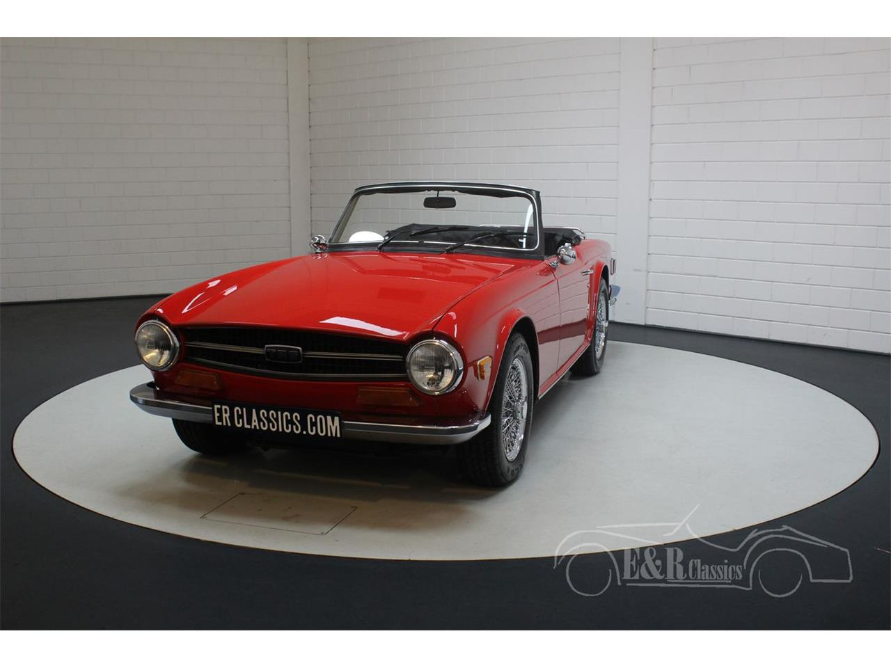 Large Picture of '73 Triumph TR6 located in Noord Brabant - PWMQ