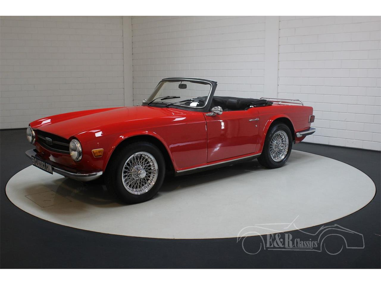 Large Picture of Classic 1973 Triumph TR6 Offered by E & R Classics - PWMQ