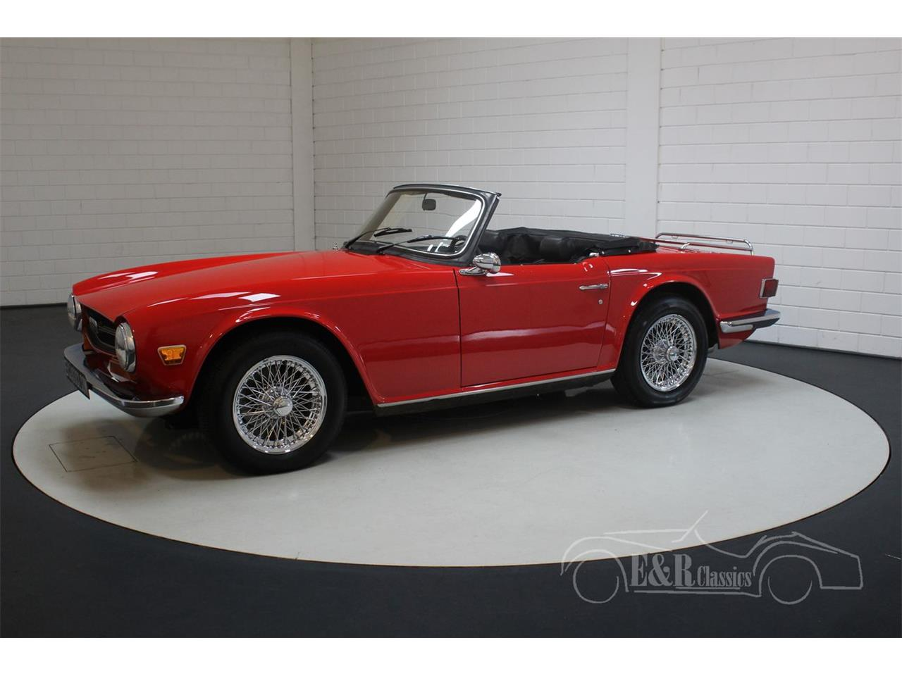 Large Picture of Classic '73 Triumph TR6 located in Noord Brabant - PWMQ