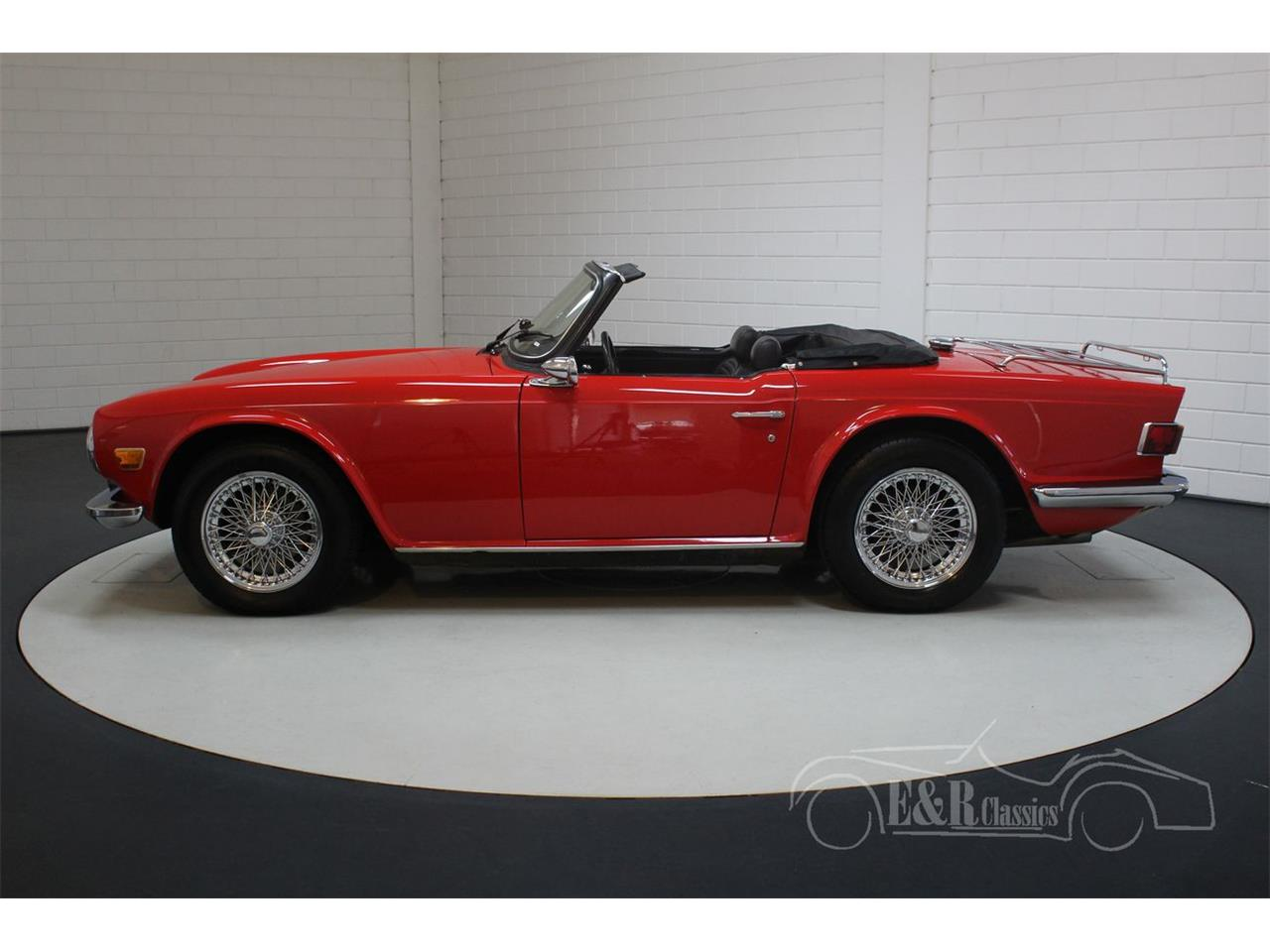 Large Picture of 1973 Triumph TR6 - $25,800.00 Offered by E & R Classics - PWMQ