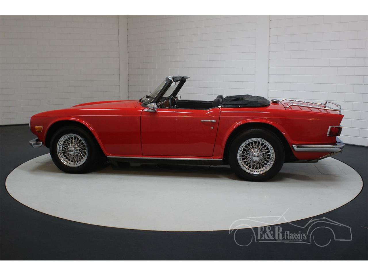 Large Picture of Classic '73 Triumph TR6 - $25,800.00 Offered by E & R Classics - PWMQ