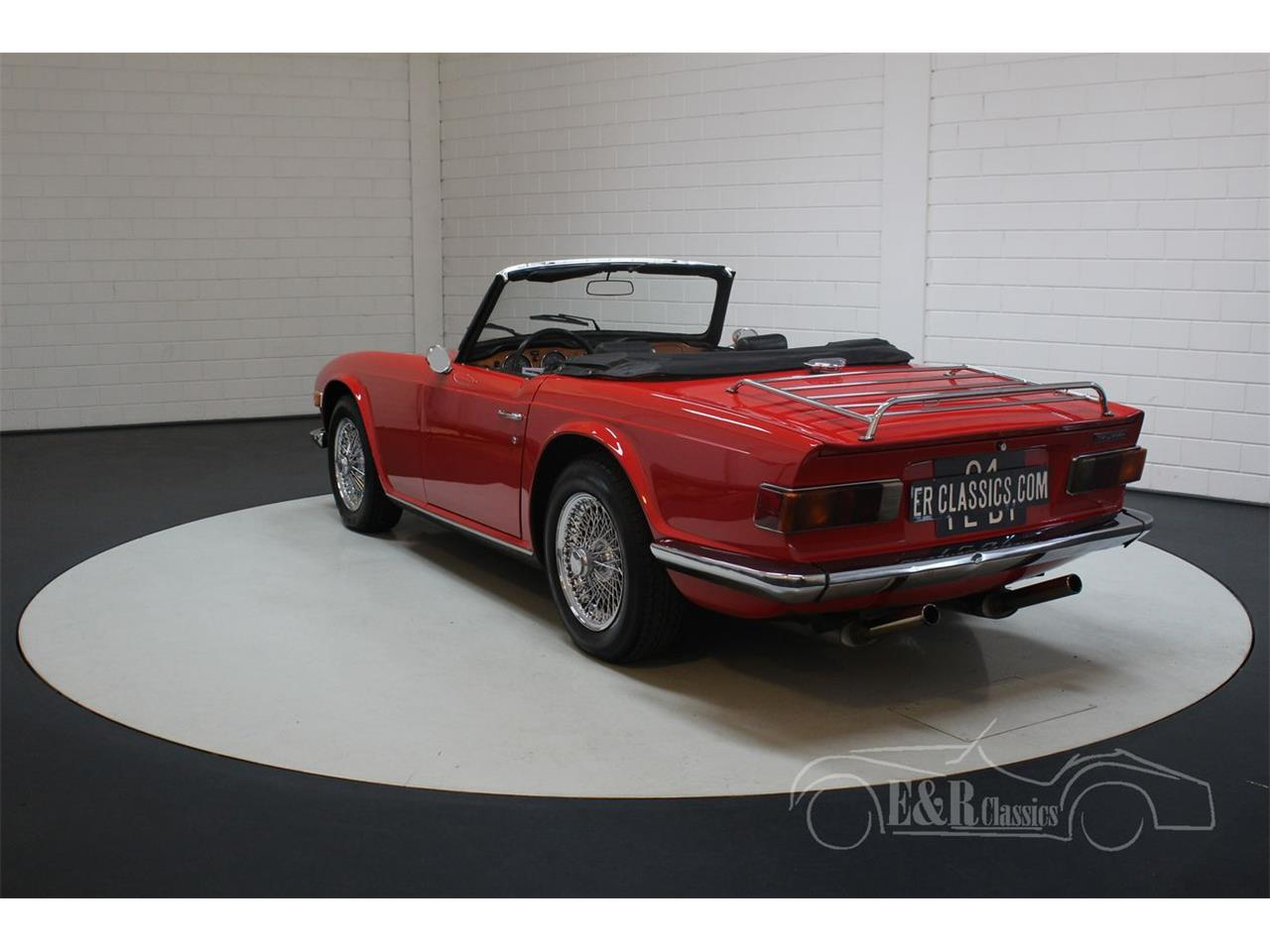 Large Picture of '73 Triumph TR6 located in Noord Brabant - $25,800.00 Offered by E & R Classics - PWMQ