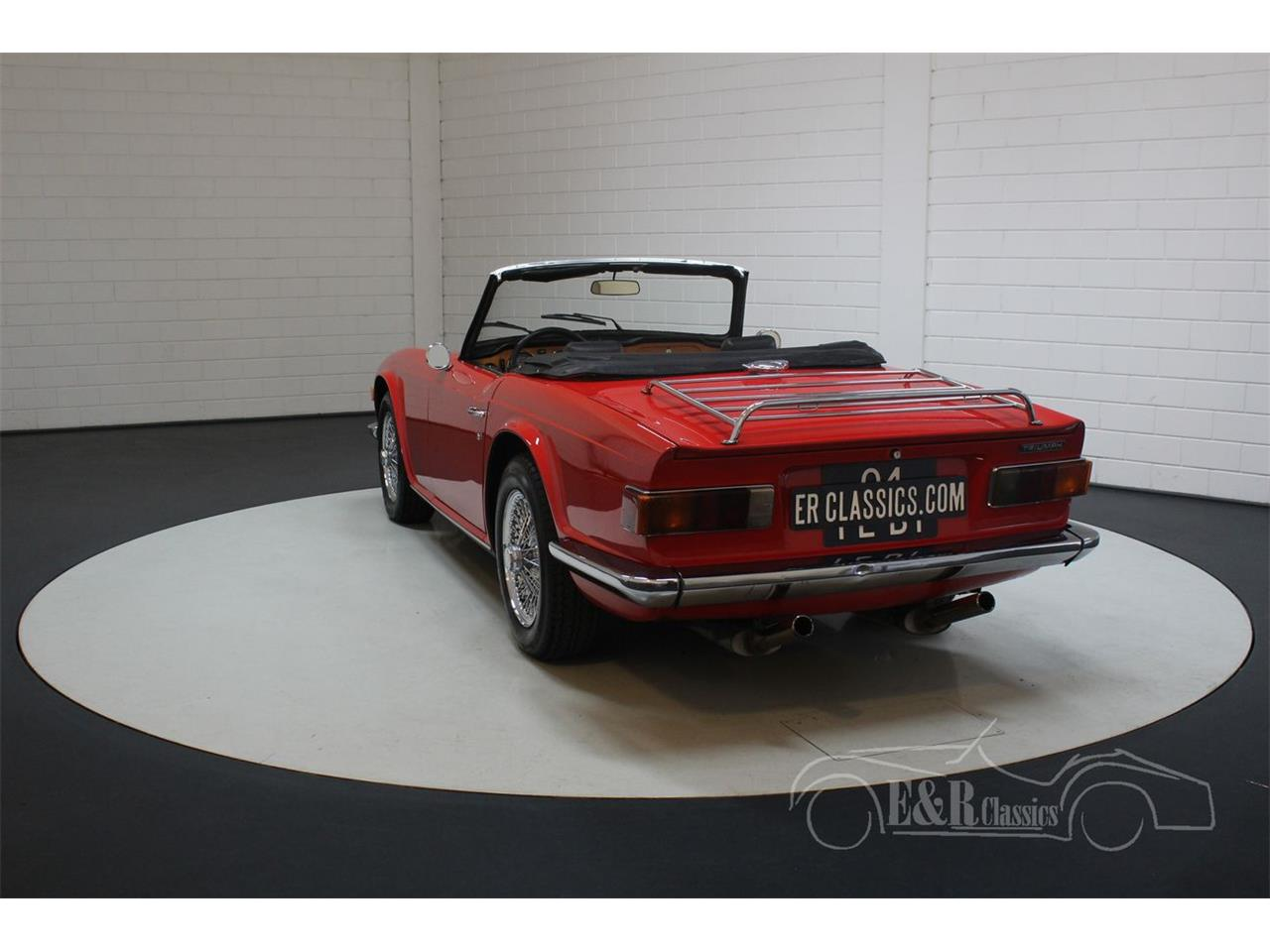 Large Picture of Classic 1973 TR6 located in Noord Brabant - $25,800.00 - PWMQ
