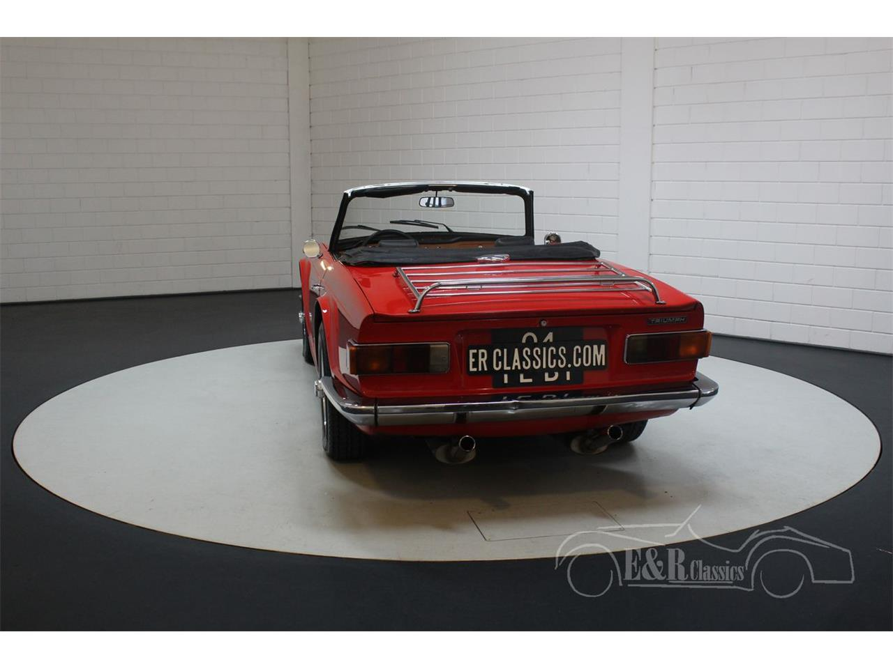 Large Picture of 1973 TR6 - PWMQ