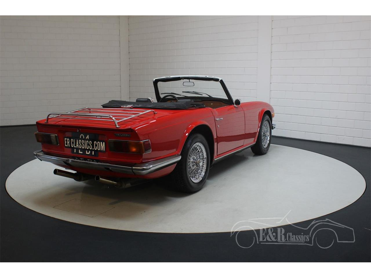 Large Picture of Classic '73 Triumph TR6 - $25,800.00 - PWMQ