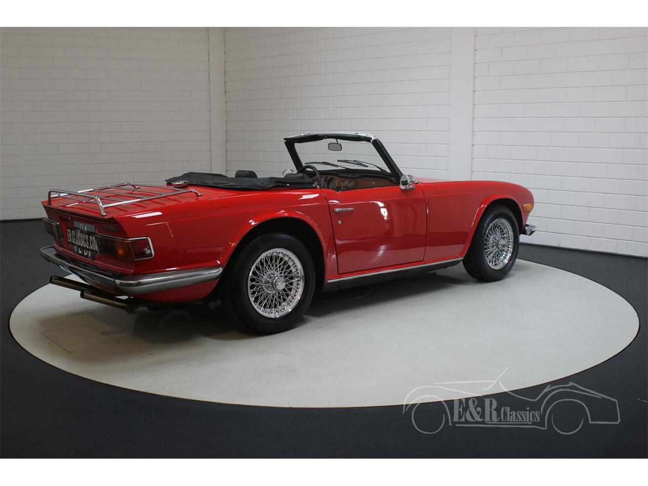 Large Picture of Classic 1973 Triumph TR6 located in Noord Brabant Offered by E & R Classics - PWMQ