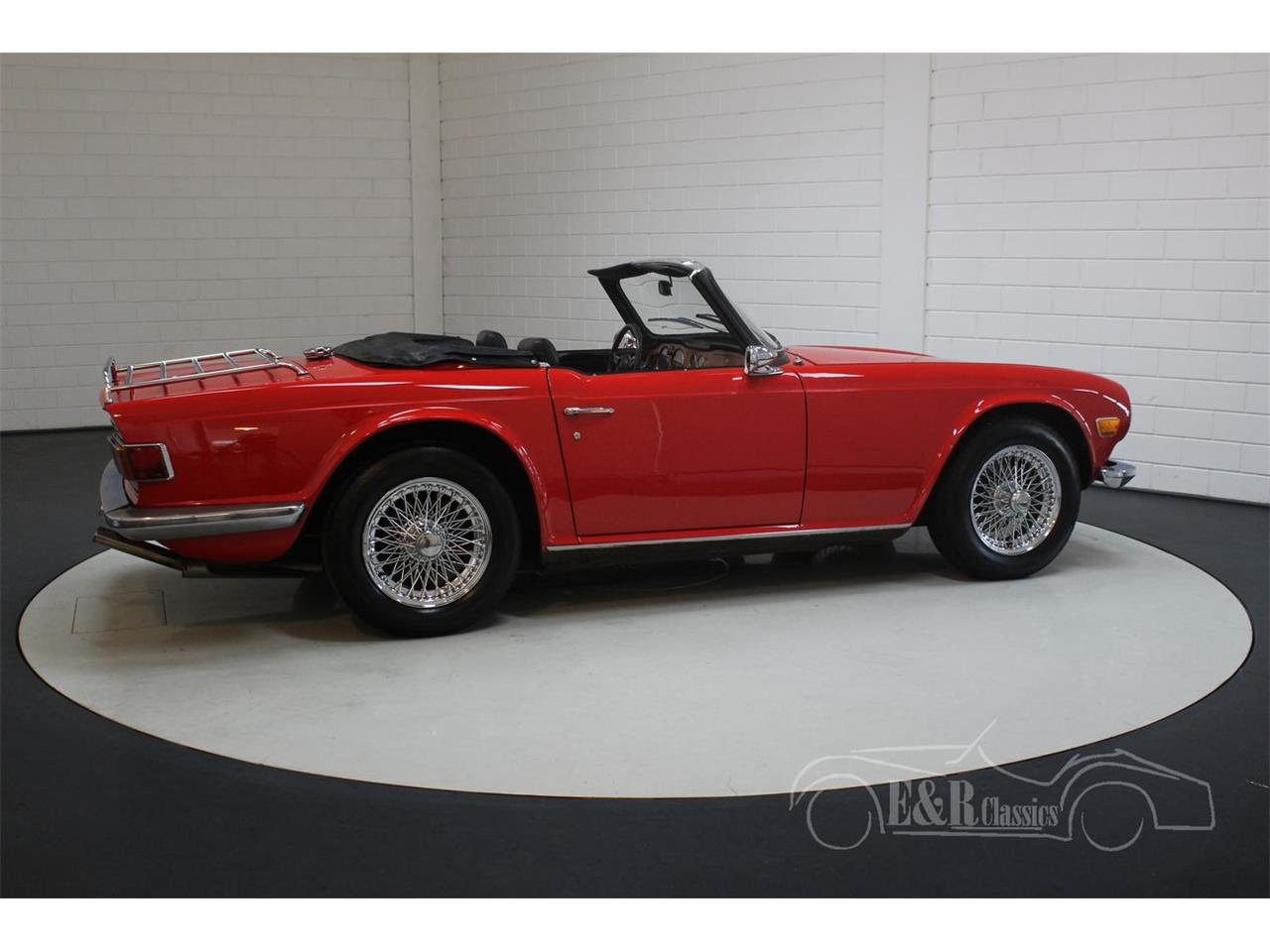 Large Picture of Classic '73 Triumph TR6 located in Waalwijk Noord Brabant - $25,800.00 Offered by E & R Classics - PWMQ