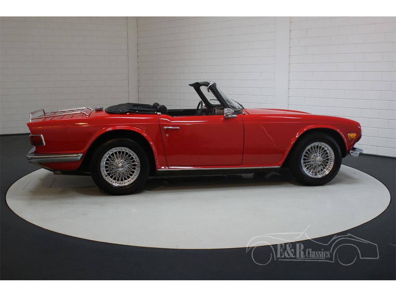 Large Picture of Classic '73 Triumph TR6 - PWMQ
