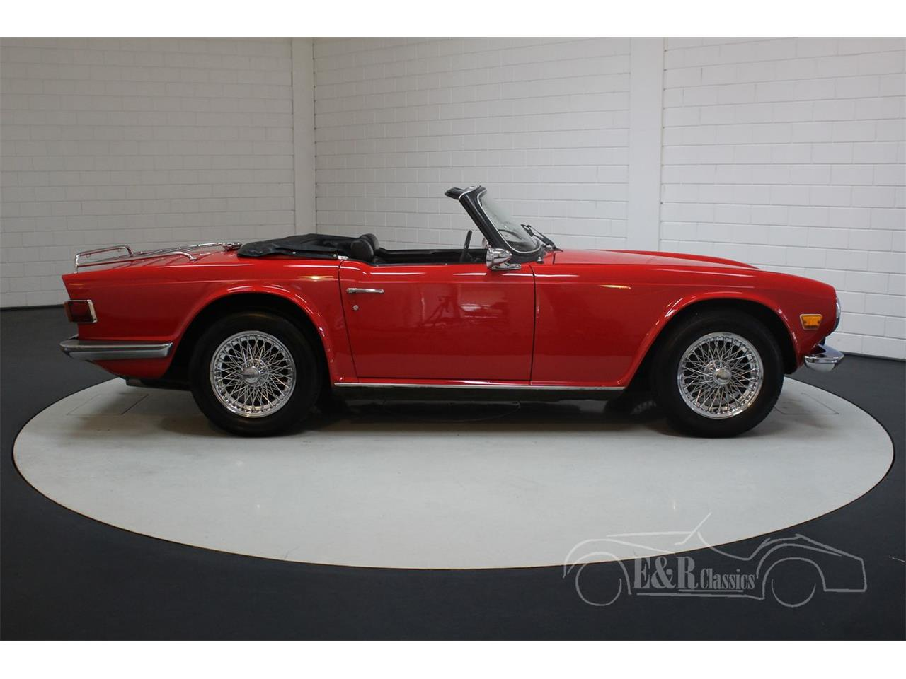 Large Picture of 1973 TR6 located in Noord Brabant Offered by E & R Classics - PWMQ