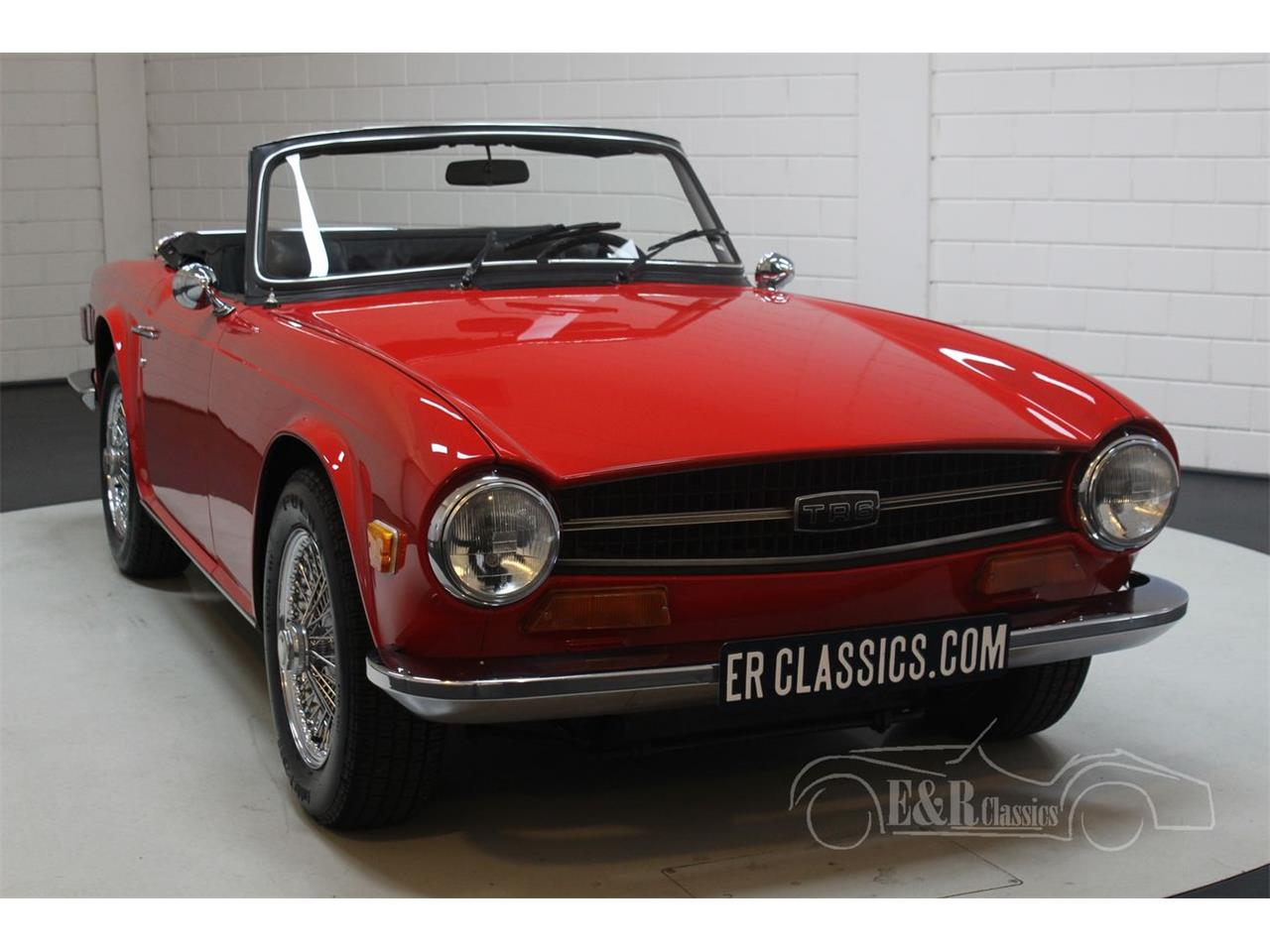 Large Picture of Classic 1973 TR6 Offered by E & R Classics - PWMQ