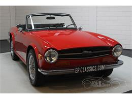 Picture of Classic 1973 TR6 Offered by E & R Classics - PWMQ