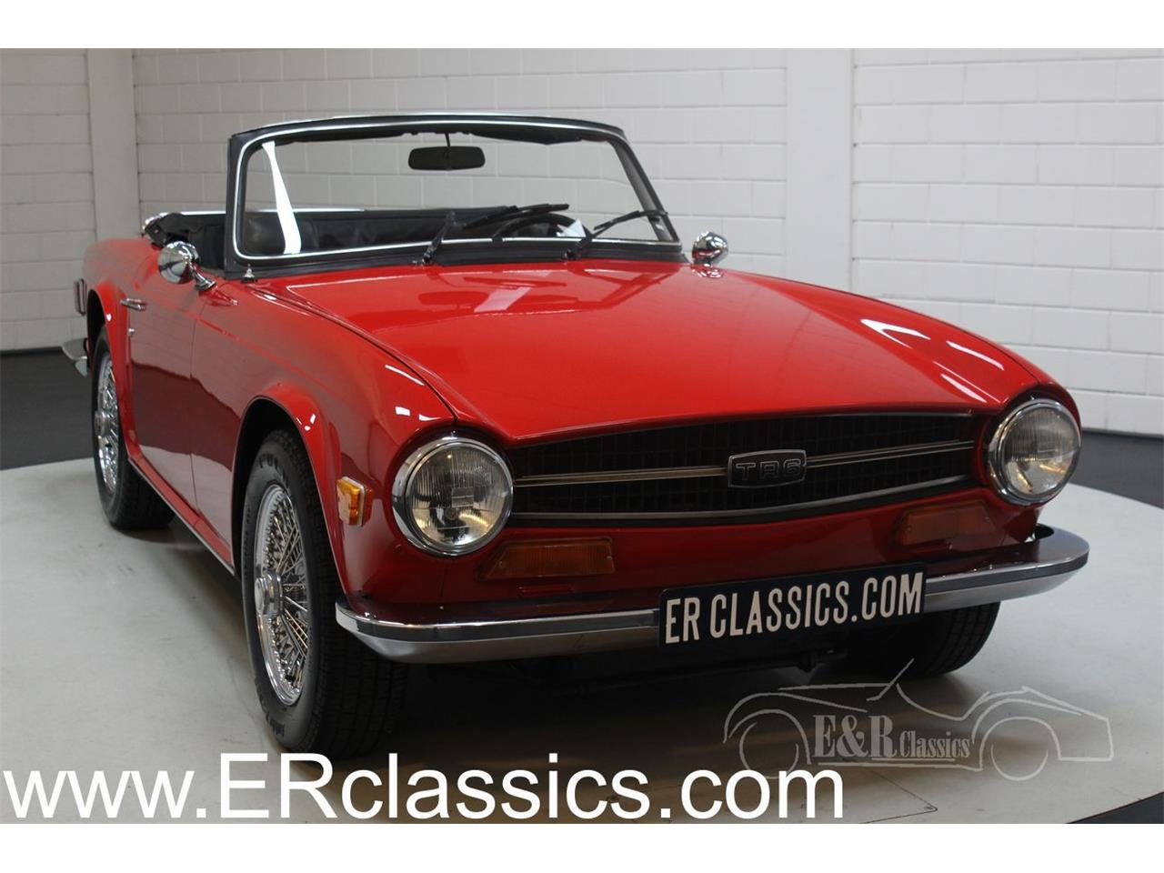 Large Picture of Classic '73 TR6 located in Waalwijk Noord Brabant - $25,800.00 Offered by E & R Classics - PWMQ