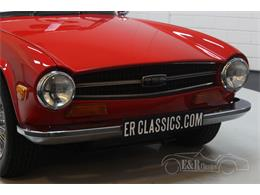 Picture of 1973 TR6 located in Noord Brabant Offered by E & R Classics - PWMQ