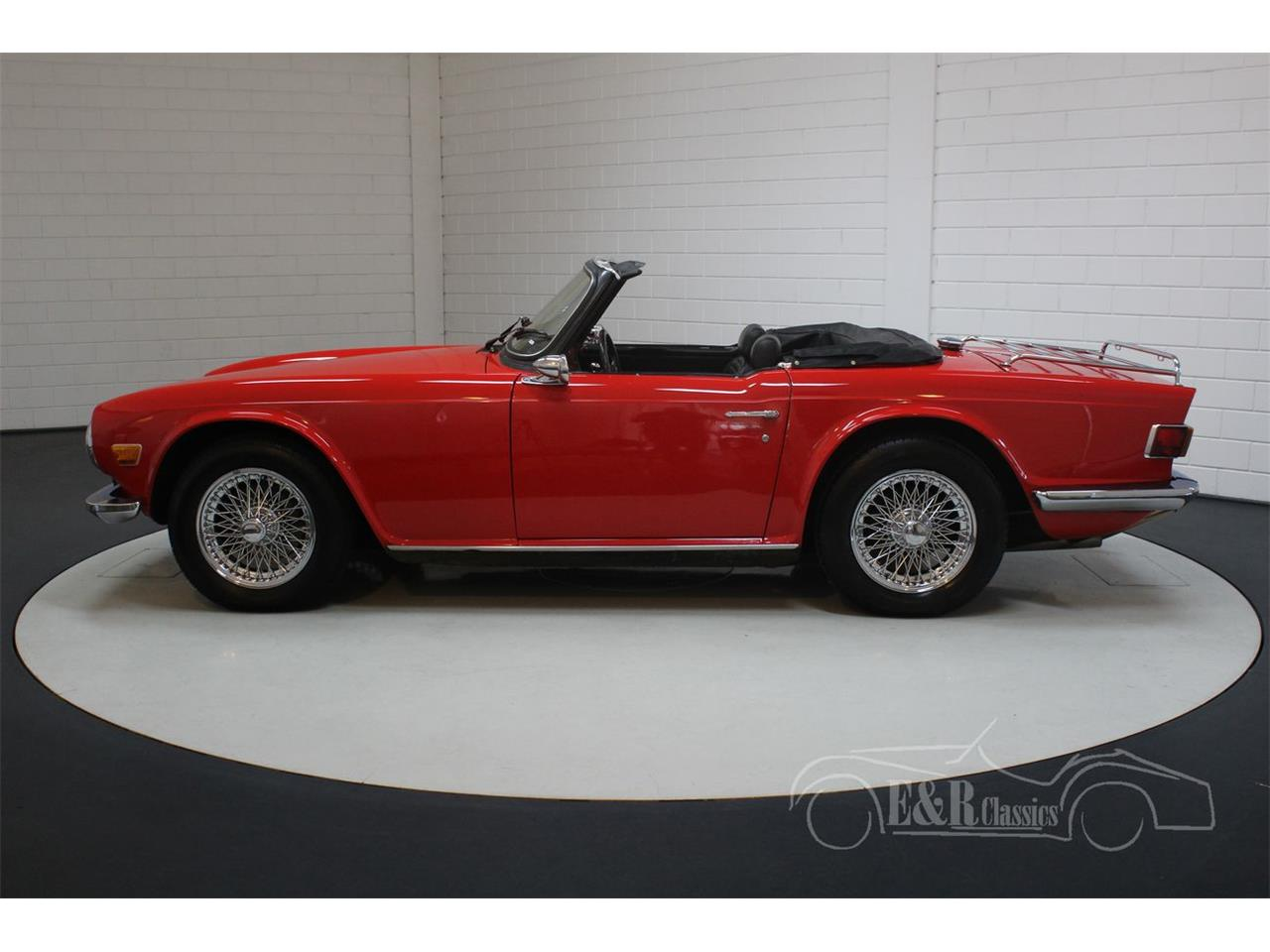 Large Picture of '73 TR6 Offered by E & R Classics - PWMQ
