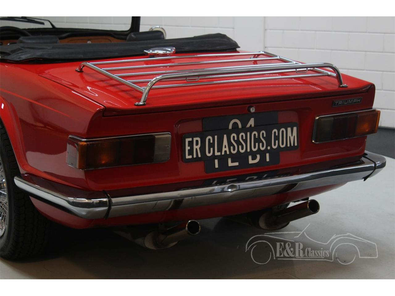 Large Picture of 1973 Triumph TR6 - $25,800.00 - PWMQ