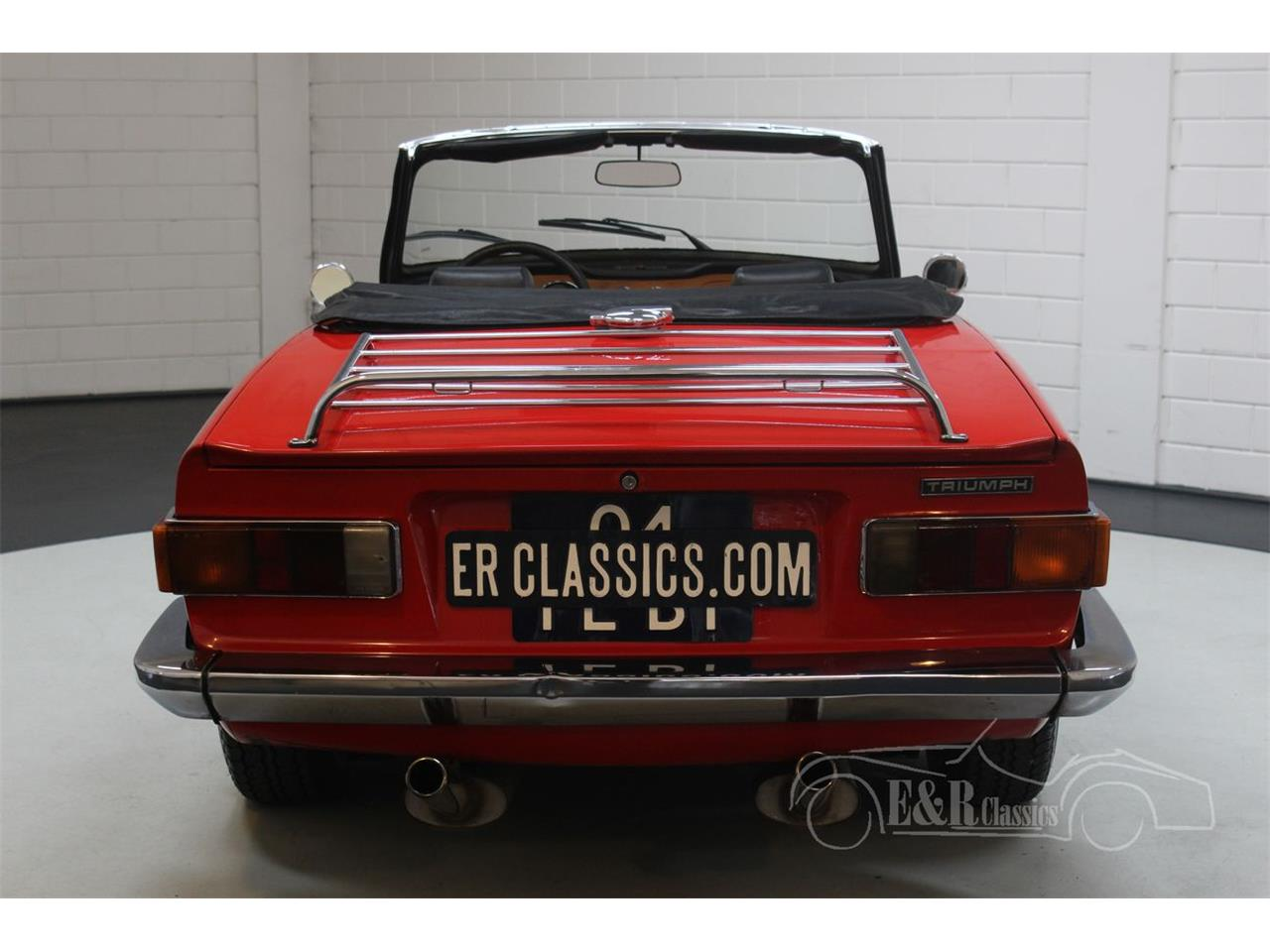 Large Picture of 1973 TR6 located in Noord Brabant - $25,800.00 Offered by E & R Classics - PWMQ