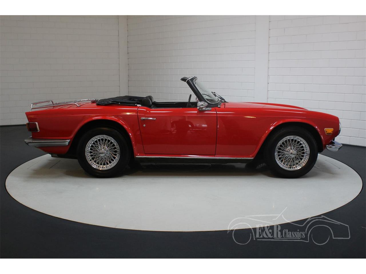 Large Picture of '73 Triumph TR6 located in Noord Brabant - $25,800.00 - PWMQ
