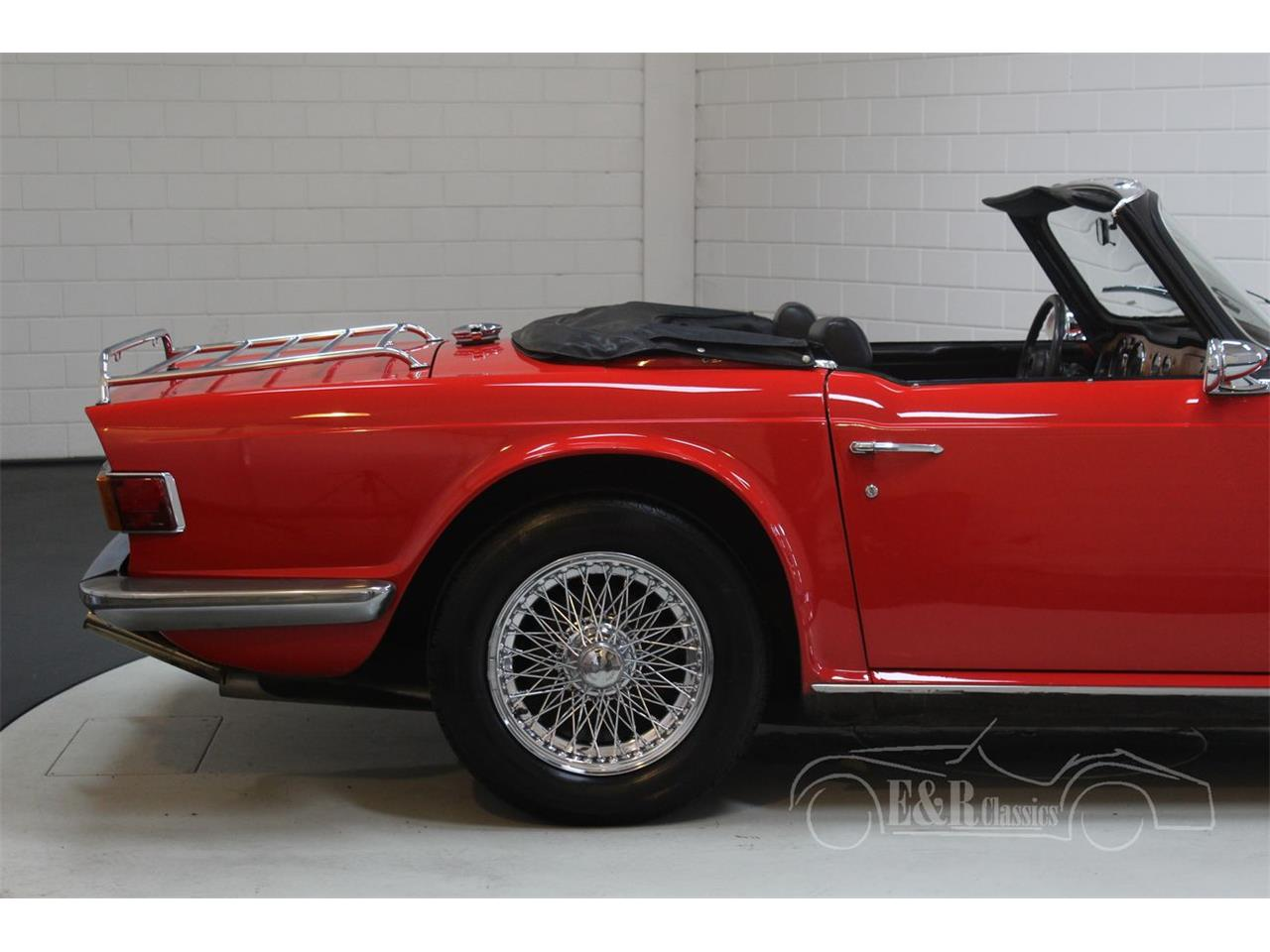 Large Picture of 1973 TR6 - $25,800.00 - PWMQ