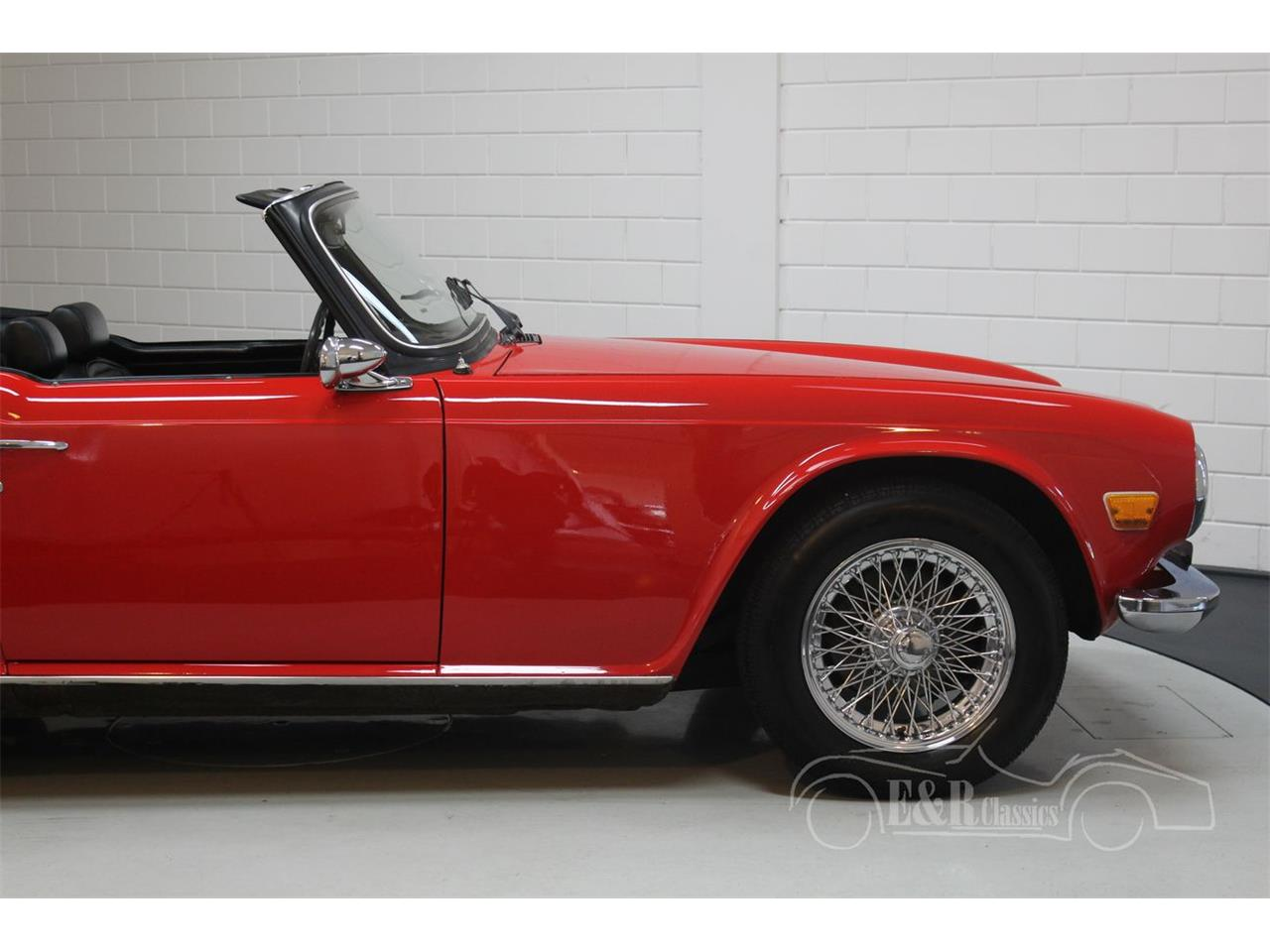 Large Picture of 1973 Triumph TR6 - PWMQ