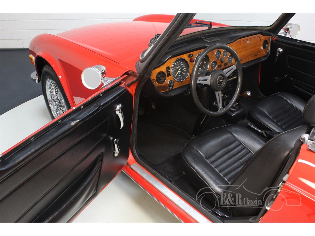 Large Picture of '73 Triumph TR6 - $25,800.00 - PWMQ