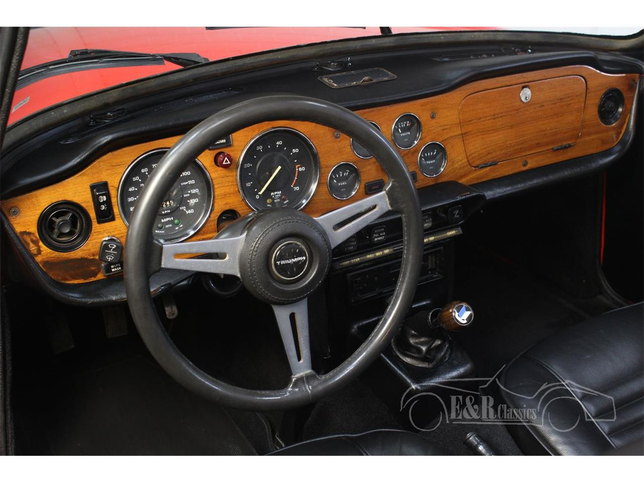 Large Picture of '73 TR6 - $25,800.00 - PWMQ