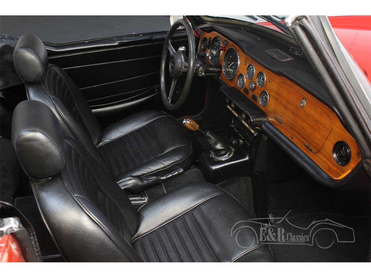 Large Picture of '73 Triumph TR6 Offered by E & R Classics - PWMQ
