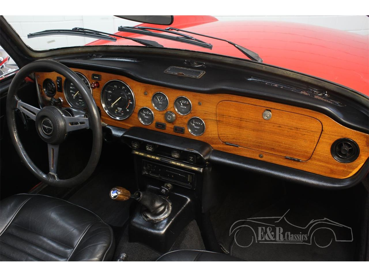Large Picture of '73 TR6 located in Waalwijk Noord Brabant - $25,800.00 Offered by E & R Classics - PWMQ