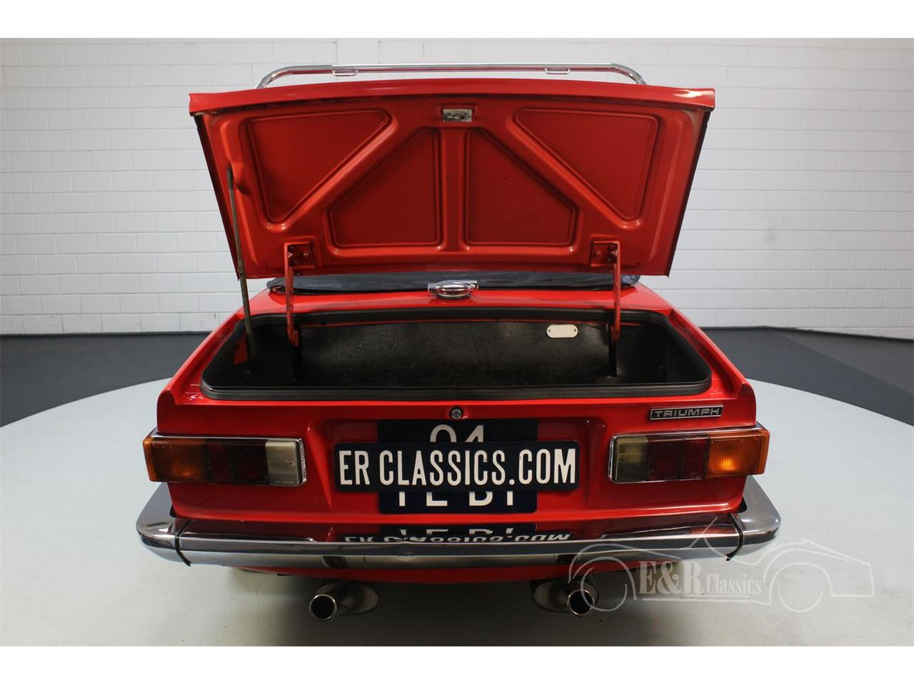 Large Picture of '73 TR6 located in Noord Brabant - $25,800.00 Offered by E & R Classics - PWMQ
