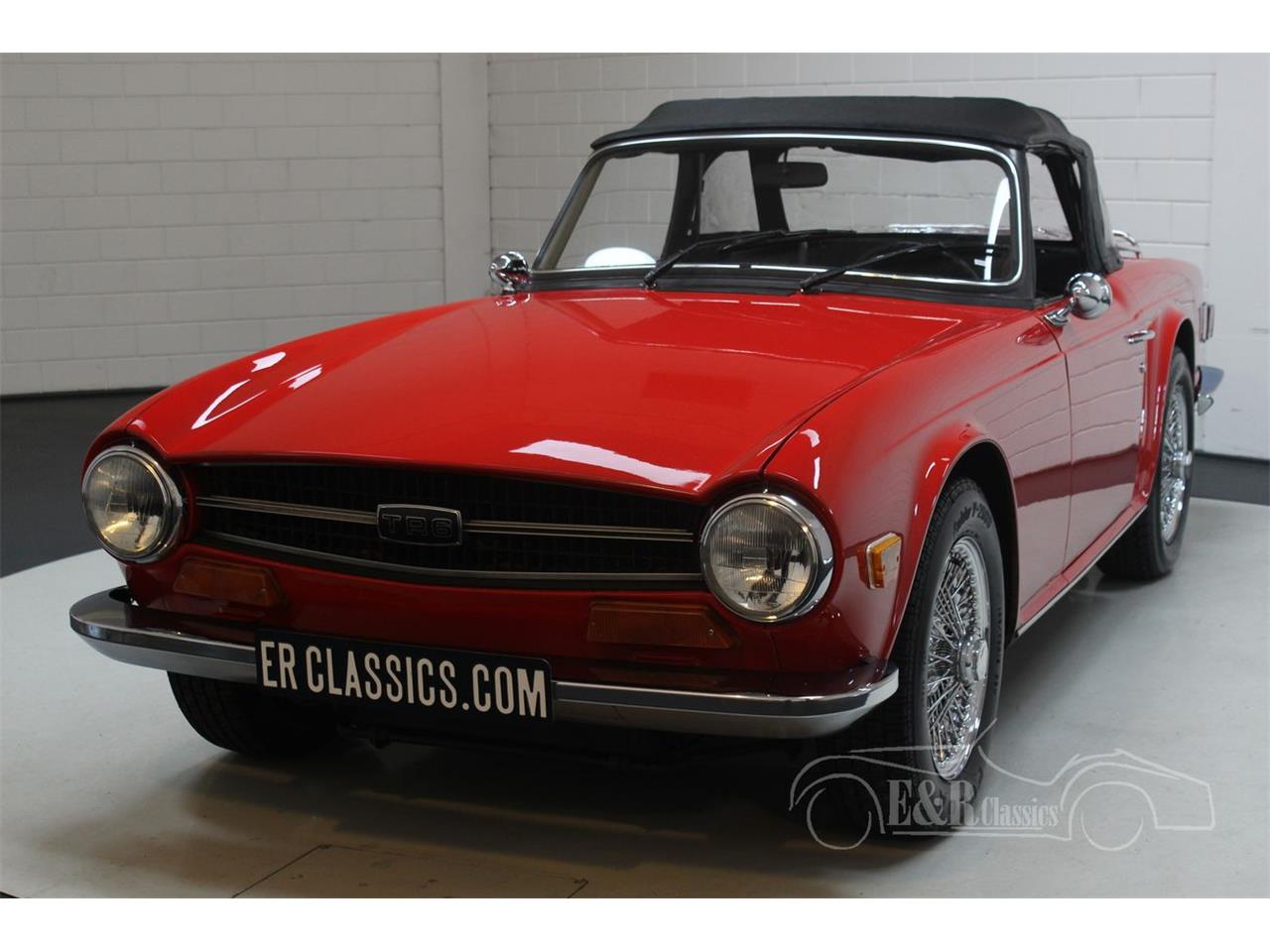 Large Picture of Classic '73 TR6 located in Noord Brabant - $25,800.00 - PWMQ