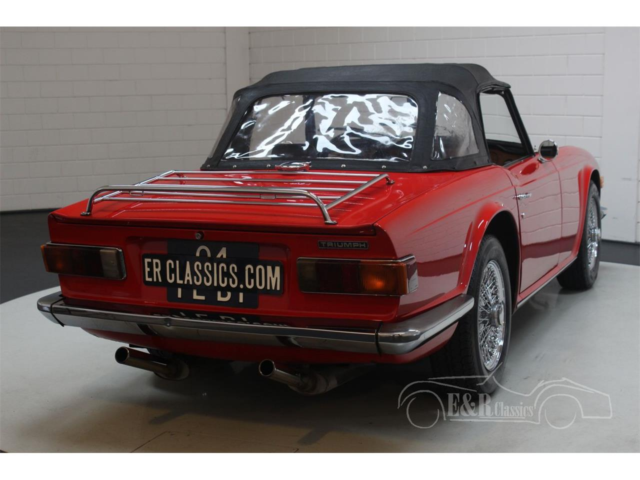Large Picture of Classic '73 TR6 Offered by E & R Classics - PWMQ