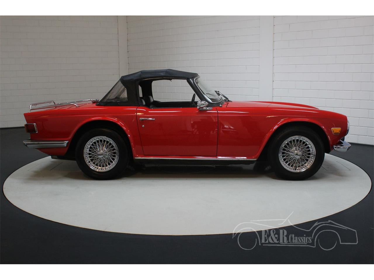 Large Picture of Classic 1973 TR6 located in Noord Brabant - $25,800.00 Offered by E & R Classics - PWMQ