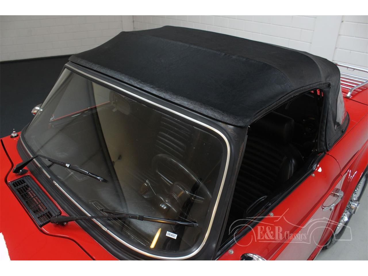 Large Picture of Classic 1973 Triumph TR6 located in Waalwijk Noord Brabant - $25,800.00 Offered by E & R Classics - PWMQ