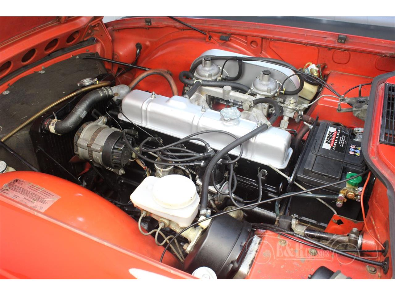 Large Picture of Classic '73 Triumph TR6 Offered by E & R Classics - PWMQ