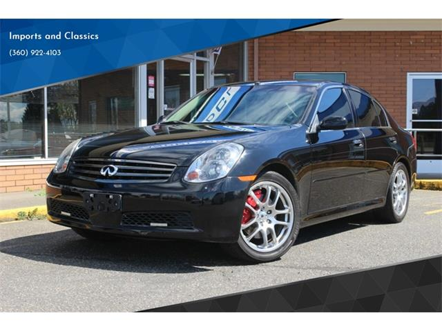 Picture of '05 G35 - PWMS