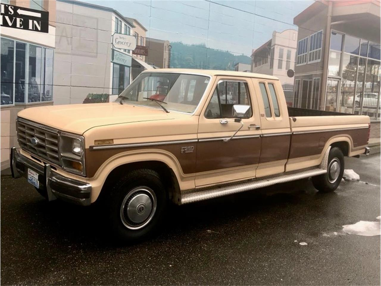 Large Picture of 1985 F250 located in Seattle Washington - $3,995.00 - PWMX