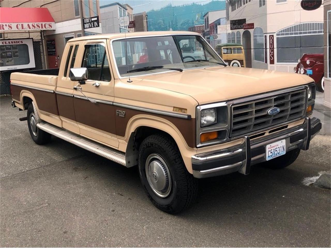 Large Picture of 1985 Ford F250 located in Seattle Washington - $3,995.00 Offered by Drager's Classics - PWMX