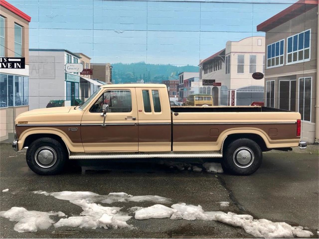 Large Picture of 1985 F250 Offered by Drager's Classics - PWMX