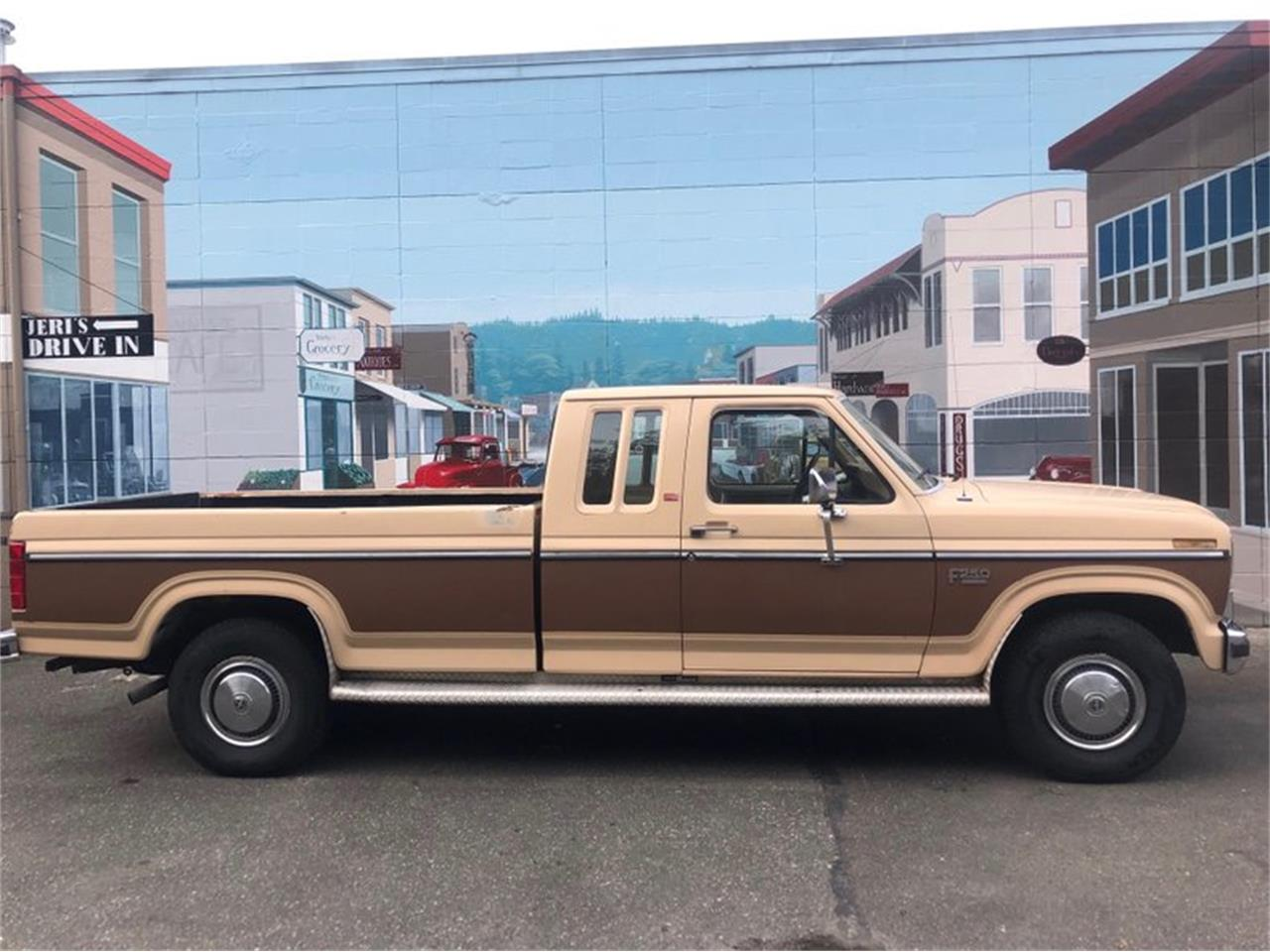 Large Picture of 1985 F250 - PWMX