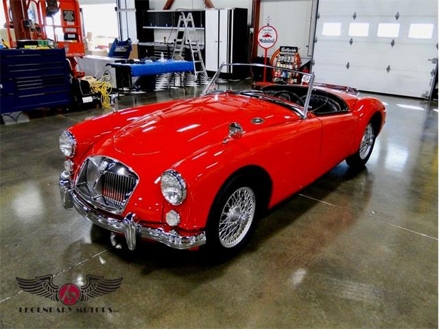 Picture of Classic 1962 MG MGA located in Massachusetts - $26,900.00 - PWMZ