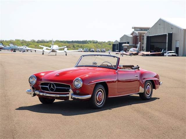 Picture of '57 190SL - PWN0
