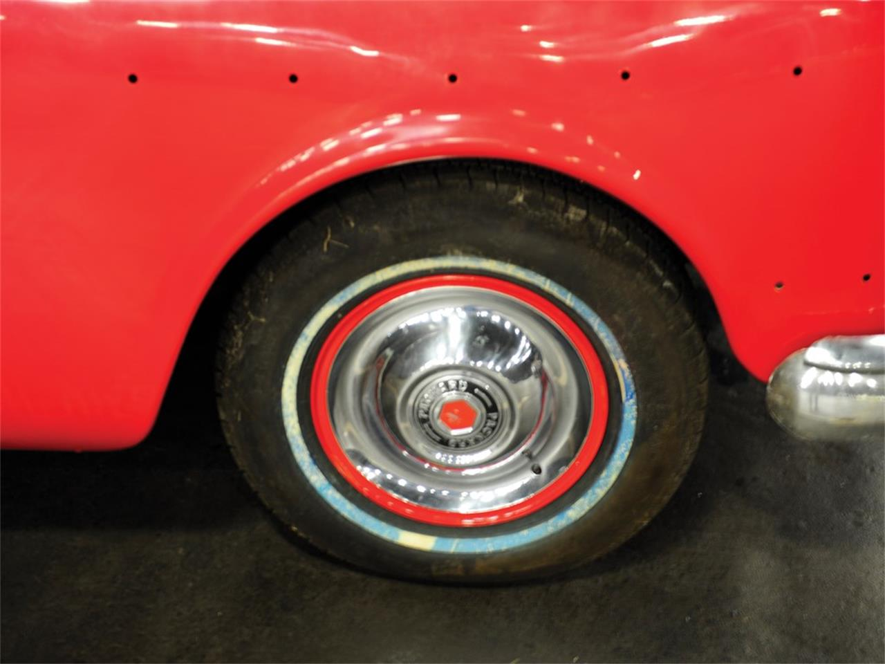 Large Picture of Classic 1954 Packard Convertible Auction Vehicle - PWN1