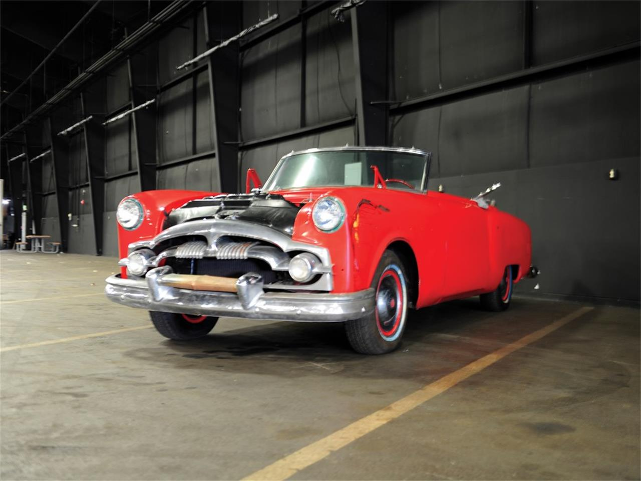 Large Picture of '54 Packard Convertible located in Auburn Indiana Auction Vehicle - PWN1